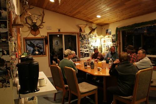 Elk River Steel Blue Lodge