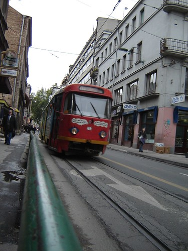 Transportul public in Sarajevo