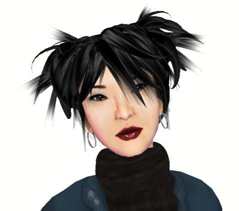 My new Sakura skin in Porecelain-Runway makeup
