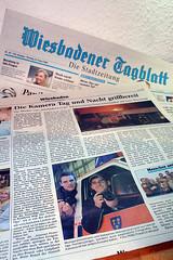 Artikel Wiesb. Tagblatt 22.01.08