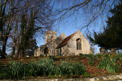 Pebworth, Worcestershire, St Peter. Tudor Barlow on Flickr (Click image)