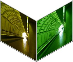 ezimba-web- Shapes 3D Folded Mirror Pop Art