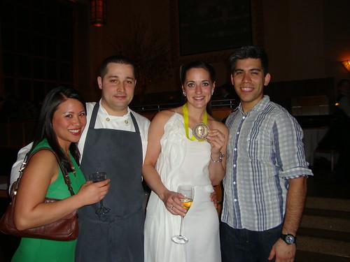 Eleven Madison Park's Angela Pinkerton: James Beard Award 2011 for Best Pastry Chef