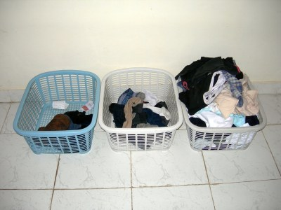 Laundry Bins!