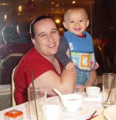 Mitchell & Mummy