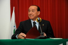 Berlusconi by Antonio Paolo Sanna