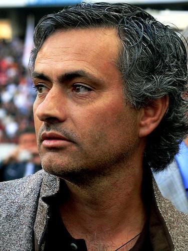 Jose Mourinho by vottak.