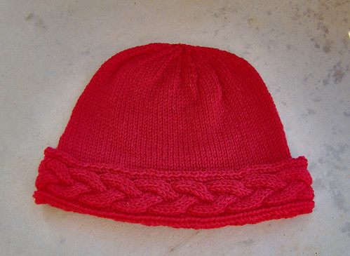 Red Coronet Hat
