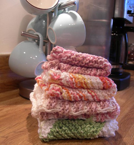 dishcloth mania