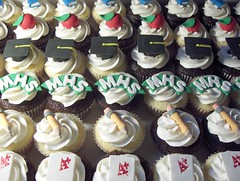 High School Teacher Appreciation Cupcakes