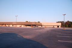 Former Wade Hampton Mall