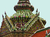 THAILAND-Bangkok,  im Wat Phra Kaeo, Kunstwerke en masse  - 44 by roba66