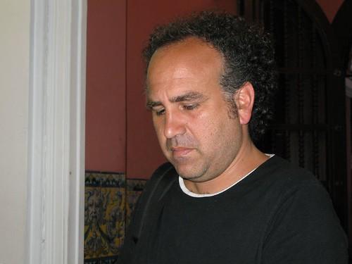 Javier Corcuera en el Centro Cultural de España