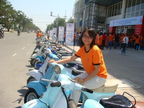 Unilever Homebase - bikes in line