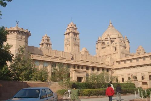 Umaid Bhawan Palace Museum1-6