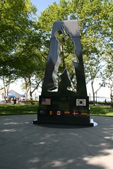 2008-05-24-NYC-korean-war-memorial