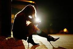 Drunk girl: Girls gone wild?