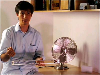 windbelt generator