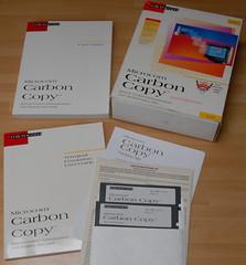 Microcom Carbon Copy 6.1