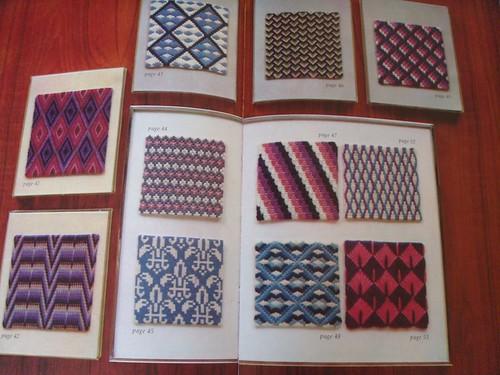1970s needlepoint book