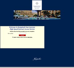 Two-Star Web Page