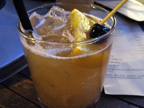 tamarind whiskey sour