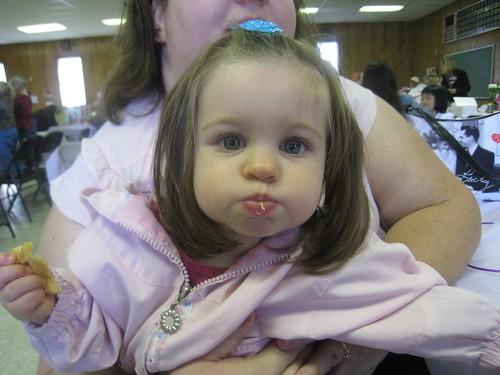 Chubby Cheeks Amelia