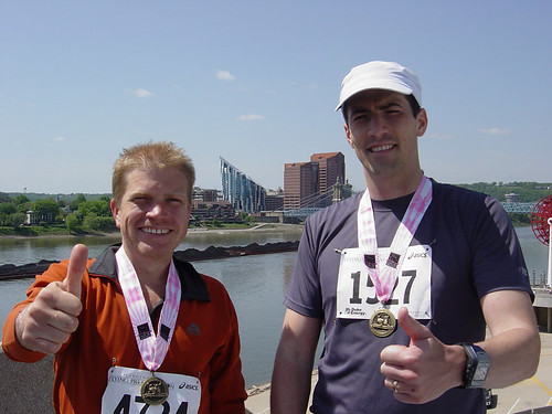 Marathon Finishers