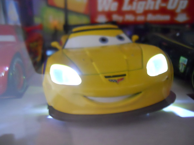 disney store cars 2 light ups diecast racers (10)