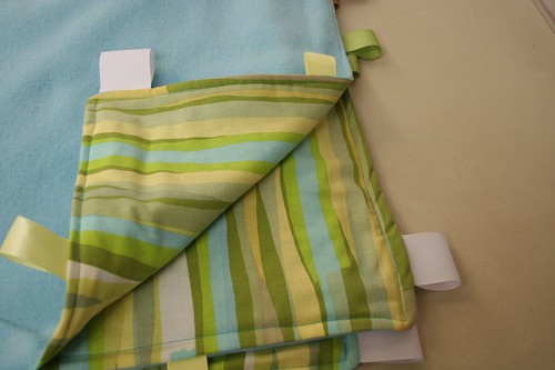 wrapped and ready for a baby shower