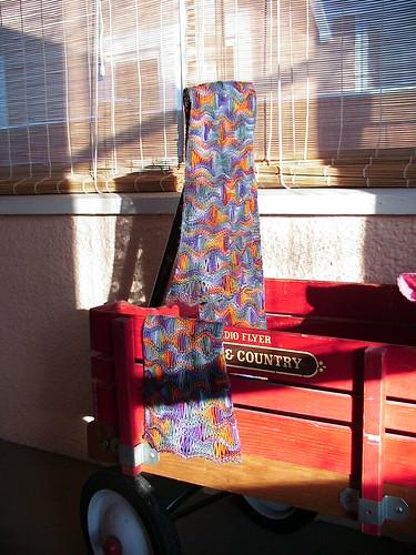 Porch scarf