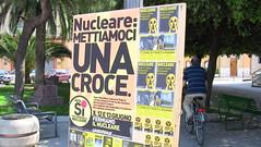 Nucleare: Mettiamoci una croce