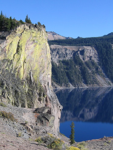 Day 03 - Crater Lake Blue