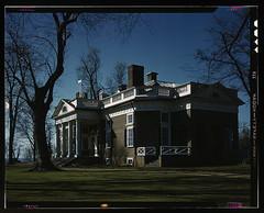 Monticello, home of Thomas Jefferson, Charlott...