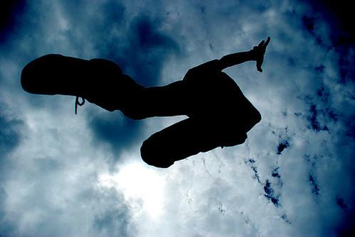 jump on me...