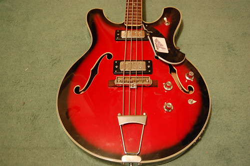 Vintage Ibanez Bass Help With Model Identification