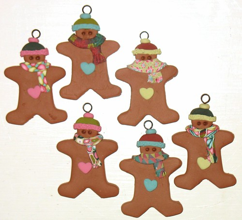 Gingerbread Man Swap