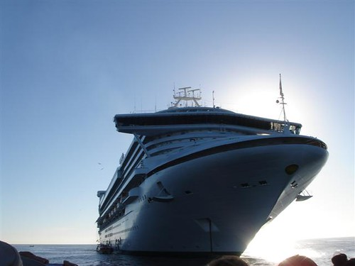 Golden Princess Ship