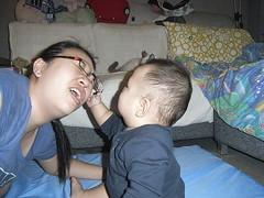 Mommy got tortured