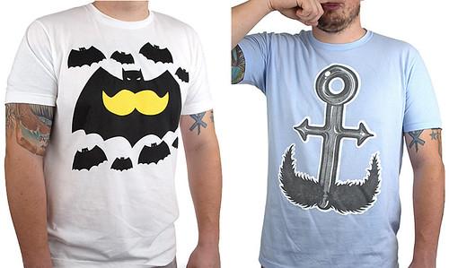 Mustache & Friends