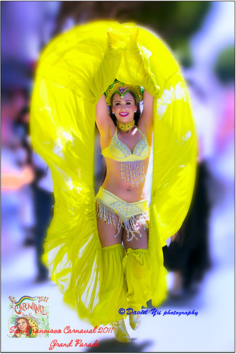 San Francisco Carnaval Parade 2011 by davidyuweb