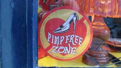 Pimp Free Zone