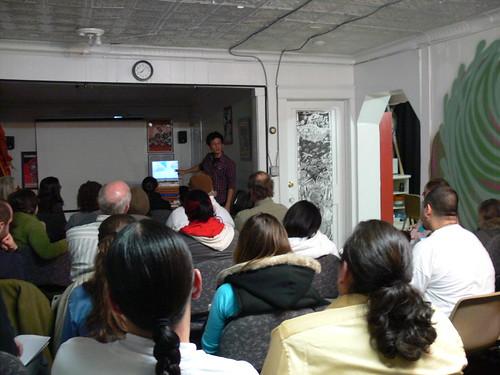 No Borders Presentation at NorthStar 1-9-08