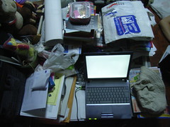 my desktop, new year's week