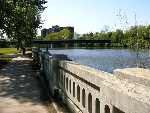 St. Joseph River from Howard Park
