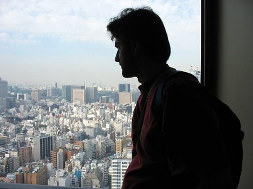 Tokyo dall'alto...