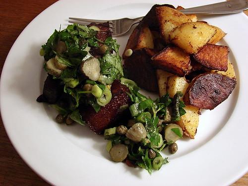 Dinner:  December 12, 2007