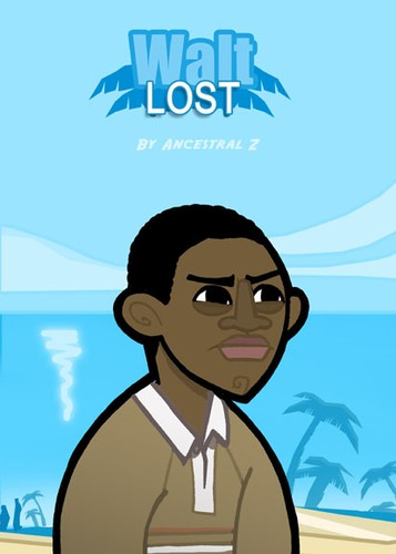 caricaturaWalt_Lost
