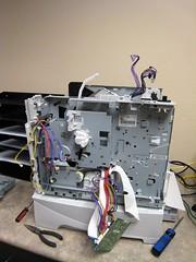 Printer Tear-down