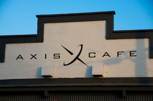 The Venue - Axis Cafe